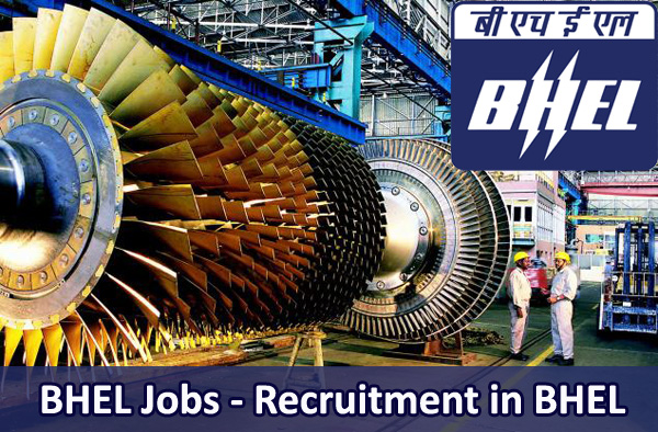 JOB POST: Fresh Engineers, HR, Finance Executives @ BHEL [145 Vacancies, Rs. 50K/Month]: Apply by May 6