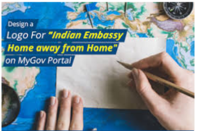 Ministry of External Affairs Logo Design Competition for Indian Embassy [Prizes Worth Rs.15K]: Submit by Jan 15