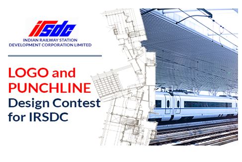 Indian Railways Logo and Punchline Creation Contest [Prizes Worth Rs. 1.5 Lakhs]: Submit by Feb 26