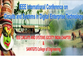 IEEE conference Circuits Digital Enterprise Saintgits Kerala