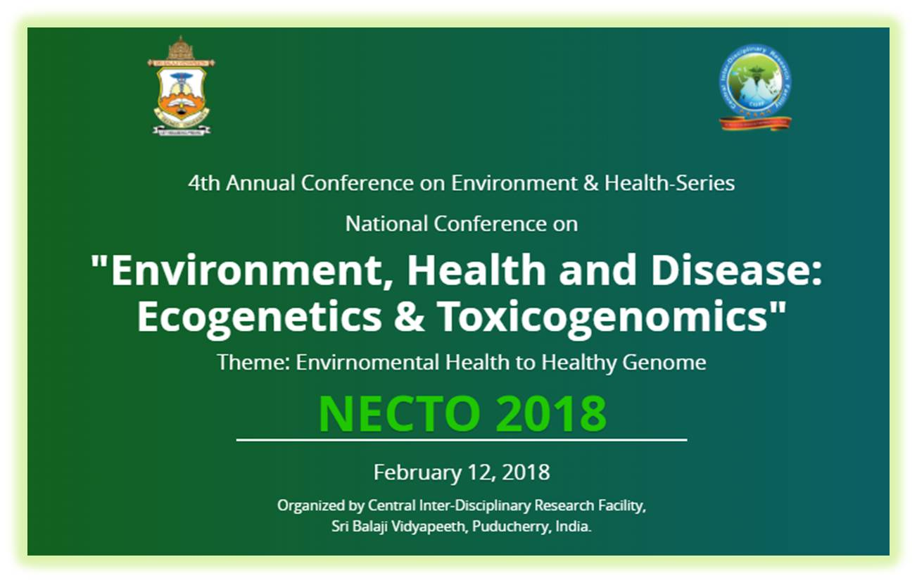 National Conference Environment, Health Diseases 2018