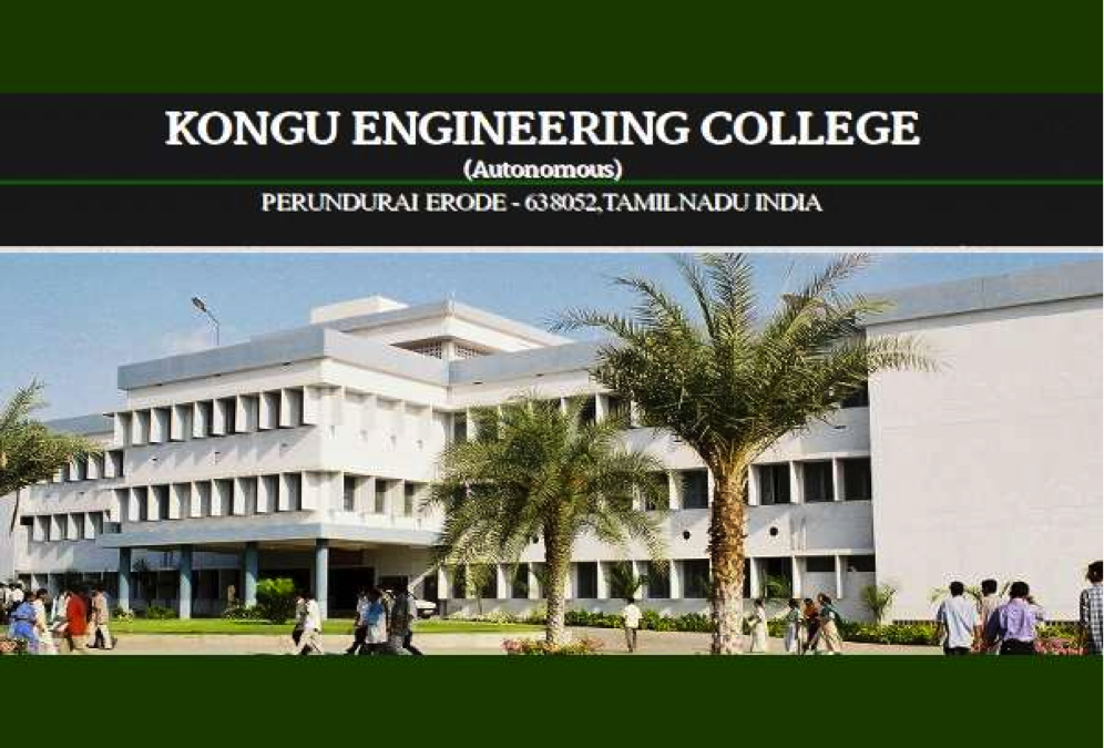 Kongu College Networking Intelligence Computing Conference