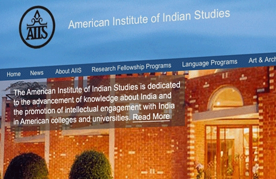 AIIS' South Asia Workshop