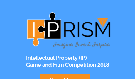 iprism intellectual property game film competition