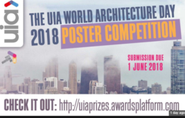 The UIA World Architecture Day Poster Competition [Prizes Worth Rs. 79 k]: Submit by June 1