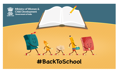 Ministry of Women & Child Development #BackToSchool Letter Writing Contest [Prizes Worth Rs. 2K]: Submit by Apr 22