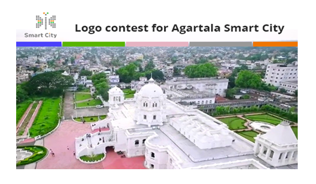 Logo Design Contest for Agartala Smart City [Prizes Worth Rs. 10K]: Submit by May 31