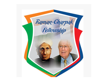 Raman–Charpak Fellowship 2019 for Ph.D Students [Rs. 1.17L per Month + Air Tickets to France]: Apply by July 15