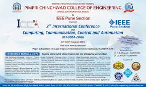 PCCOE Conference Computing Communication Control Automation