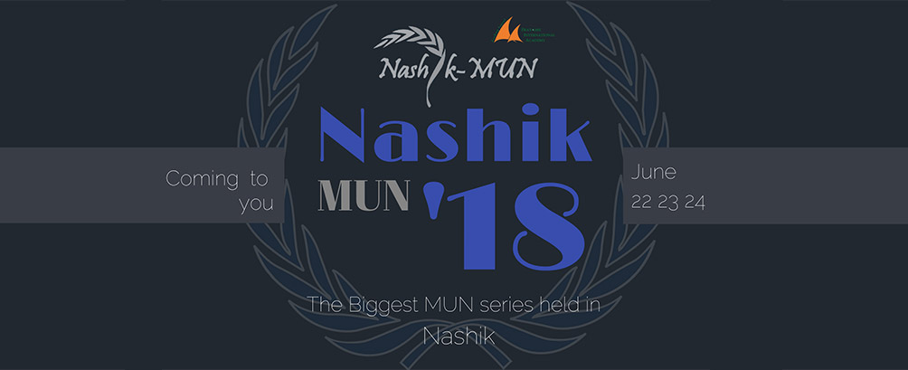 Fravashi International Academy Nashik Model United Nations 2018