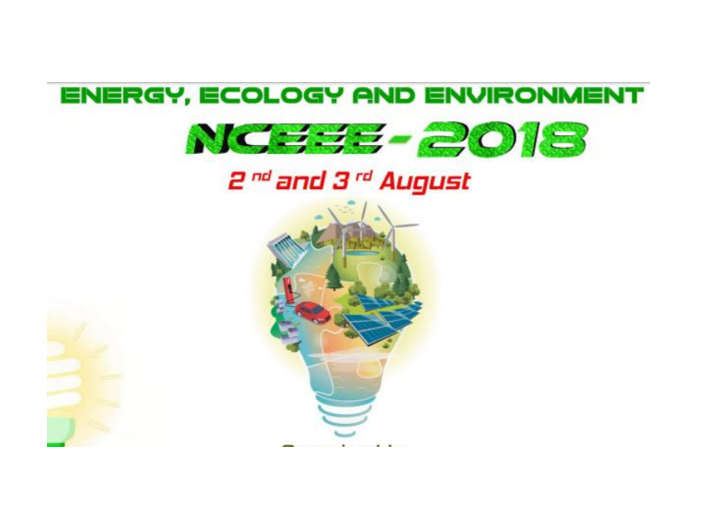 Conference Energy Ecology Environment Erode