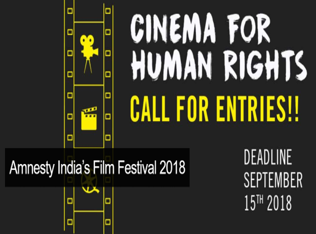 Cinema for Human Rights Contest 2018