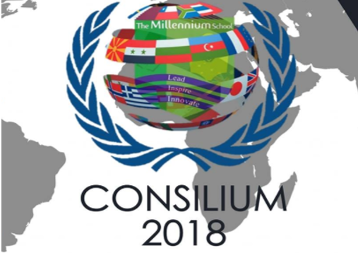Consilium Model United Nations Conference @ The Millennium School, Noida [August 3-4]: Registrations Open: Expired
