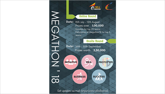 Megathon 2018: Student Hackathon on Women's Safety by IIIT & IIT Hyderabad [Prizes Worth Rs. 2.5L]: Register by Aug 12