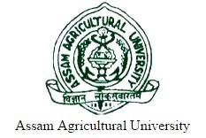 job project associate scientist assistant assam agricultural university