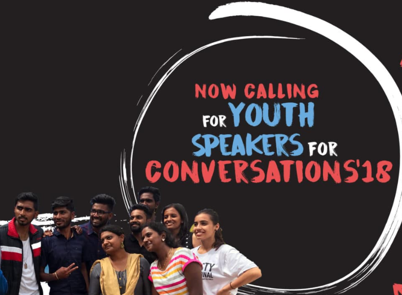 call for speakers Youth Media Conclave Delhi