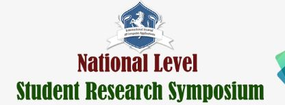 National Student Research Symposium