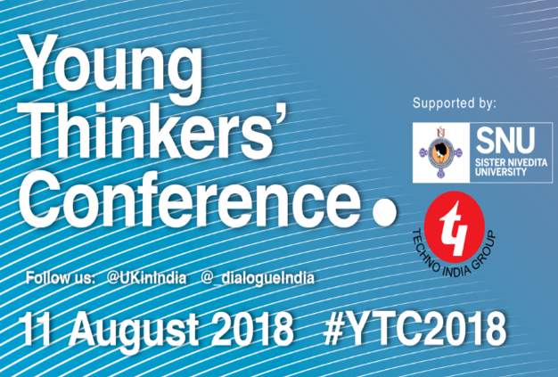 Young Thinkers' Conference by Sister Nivedita University & British Deputy High Commission [Kolkata, Aug 11]: Entry Free; Registrations Open
