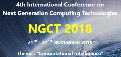 conference ngct 2018 upes