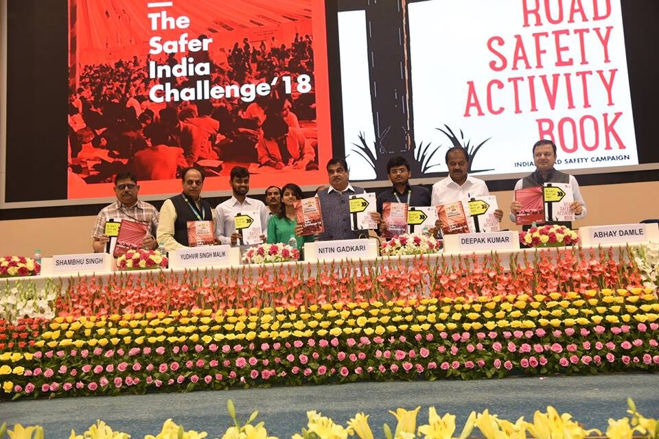 ISafe Road Safety challenge