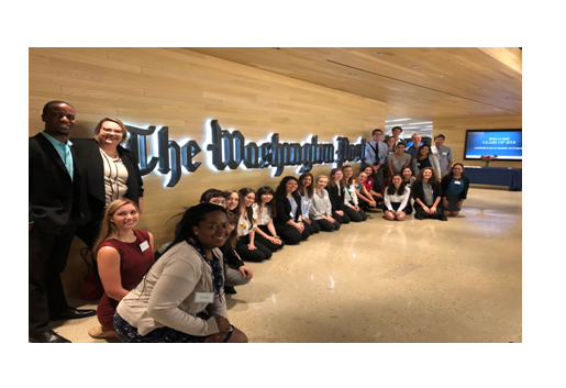internship washington post 2019