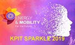Energy and Mobility Awards KPIT Sparkle
