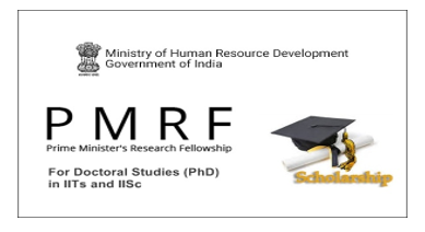 Prime Minister's Research Fellowships for Ph.D admissions [Dec 2018]: Apply by Sep 30