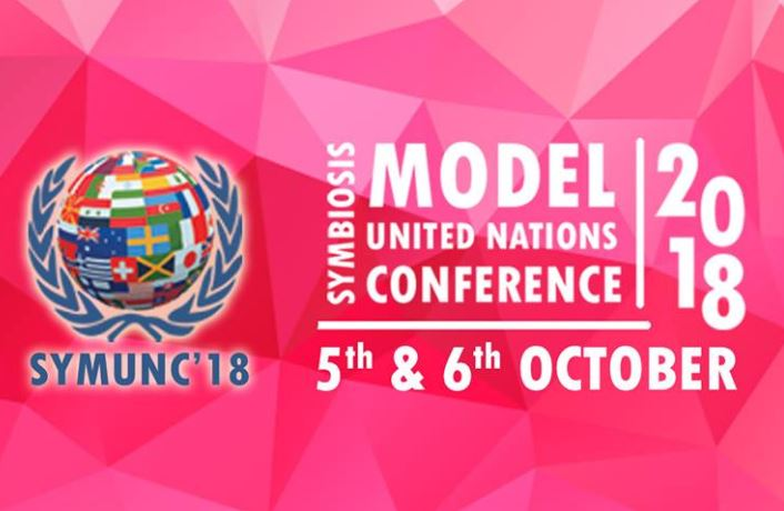 Symbiosis Model United Nations Conference 2018