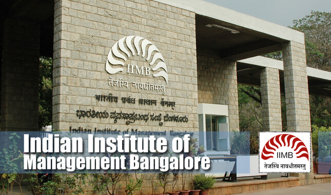 Program on Mergers & Acquisitions, Buyouts @ IIM Bangalore [Oct 10-13]: Apply by Sep 30: Expired