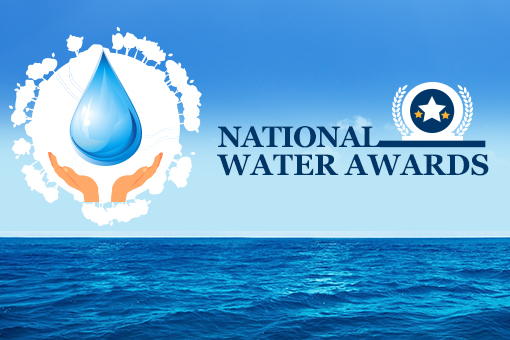 Ministry of Water Resources' National Water Awards: Submit by Dec 1