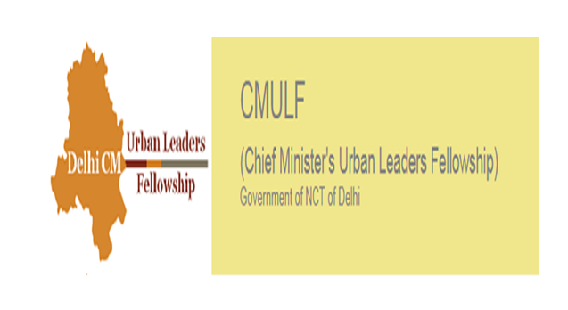 Delhi Chief Minister's Urban Leaders Fellowship [Monthly Stipend Upto Rs. 1.25 Lakhs, 30 Positions]: Apply by Nov 4