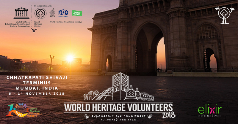 UNESCO World Heritage Volunteers Mumbai