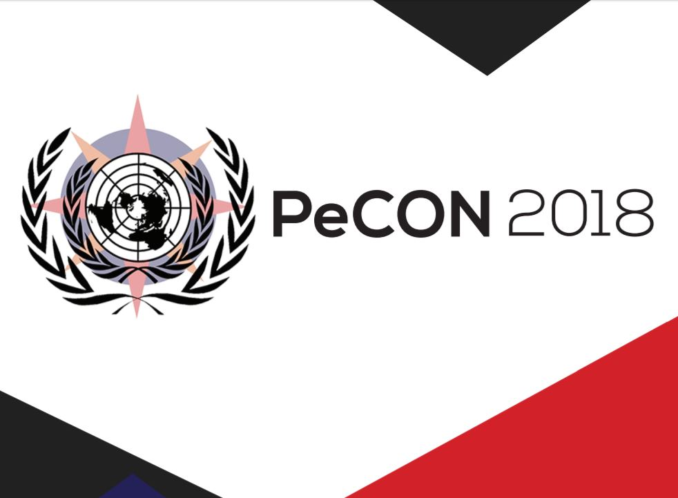 The People's Conference'18, PES University MUN [Nov 3-5, Bengaluru]: Prizes Worth Rs. 1.5L; Registrations Open: Expired