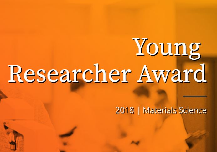 Wiley Young Researcher Award