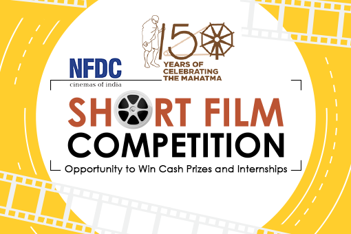 Ministry of Information & Broadcasting's Short Film Making Contest [Prizes Worth Rs. 1.8Lacs]: Submit by Dec 31: Expired