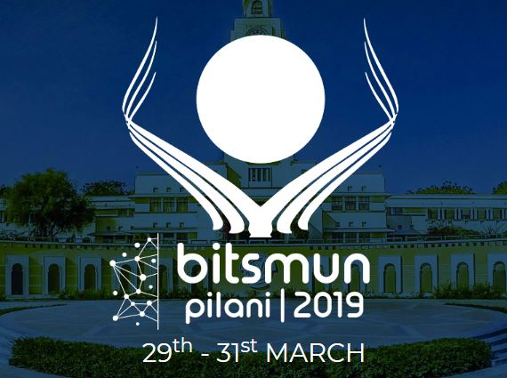 BITS Pilani Model United Nations 2019