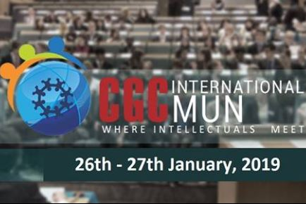 CGC International Model United Nations 2019
