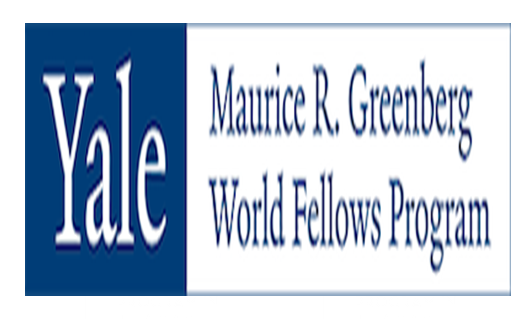 Fully Funded Maurice R. Greenberg World Fellows Program 2019 @ Yale University: Apply by Dec 5: Expired