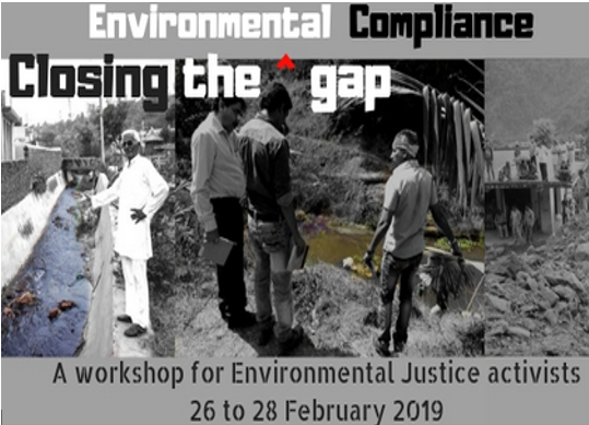 Environmental Compliance Workshop Sambhaavana institute Palampur