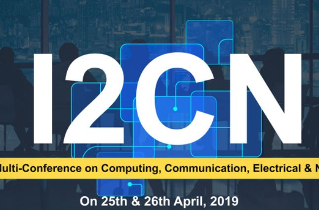 Conference on Computing Communication Electrical Nanotechnology Kerala