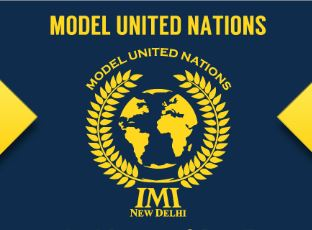 IMI Model United Nations Conference 2019