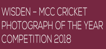 The Wisden- MCC Cricket Photograph of the Year Competition 2018 [Prizes Worth Rs. 2 Lacs]: Submit by Jan 4