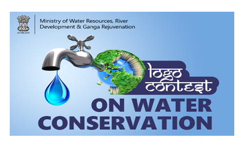 Ministry of Water Resources Logo Contest 2019 on Water Conservation [Prizes Worth Rs. 51K]: Submit by Jan 5
