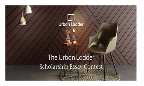 The Urban Ladder Scholarship Essay Contest for UG Students [Scholarship Worth Rs. 1.42 Lakhs]: Submit by Dec 20