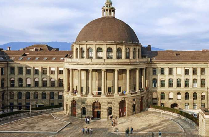 Summer Research Fellowship Computer Science ETH Zurich