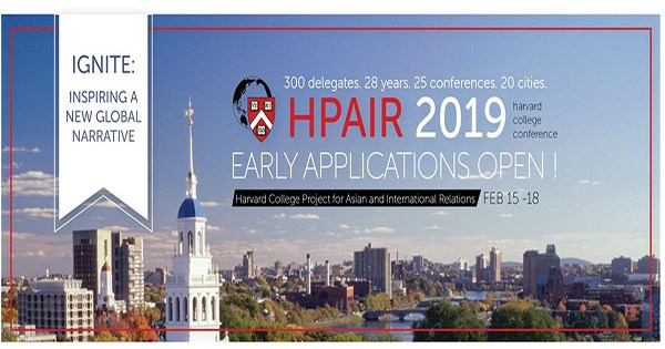 HPAIR Harvard College Conference 2019