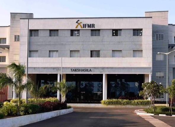 MBA Admissions 2019-21 @ IFMR Graduate School of Business, Chennai: Apply by Jan 31