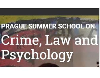 Prague Summer School on Crime, Law and Psychology