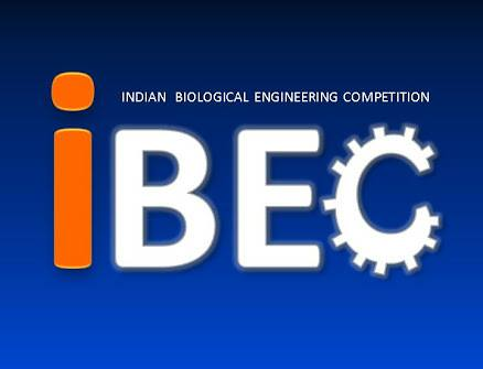 Indian Biological Engineering Competition 2019 Department Biotechnology