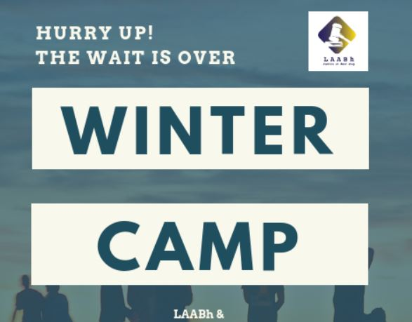 LAABh Winter Camp on Environment and Sustainability [Feb 15-17, Pune]: Register by Feb 5
